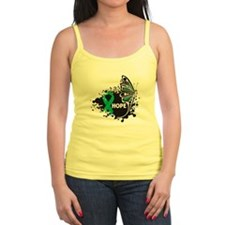 Liver Disease Butterfly Ladies Top