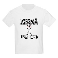 Zebra Kids T-Shirt