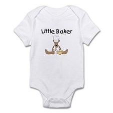 Little Baker Onesie