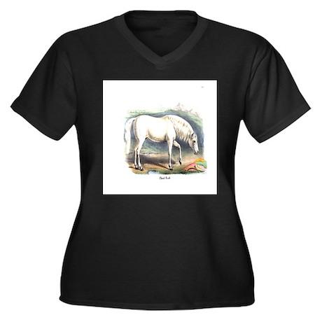 PL1 Horse Plus Size T-Shirt
