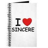 I love Sincere Journal