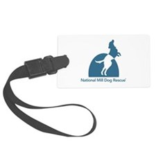 National Mill Dog Rescue Luggage Tag