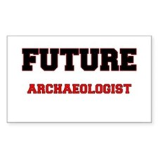 Future Archaeologist Decal