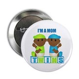 I'm A Mom (DBB:blk) Button