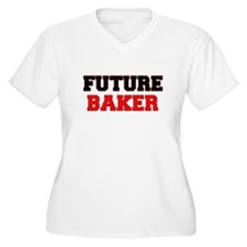 Future Baker Plus Size T-Shirt