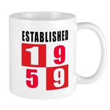 Established 1959 Mug