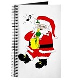 Santa Plays Sax Journal