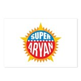 Super Aryan Postcards (Package of 8)