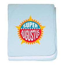 Super Augustus baby blanket