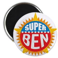 """Super Ben 2.25"""" Magnet (100 pack)"""