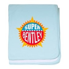 Super Bentley baby blanket