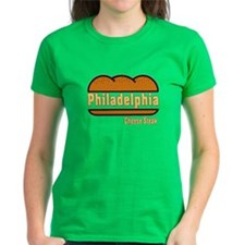 Philadelphia Cheesesteak Tee