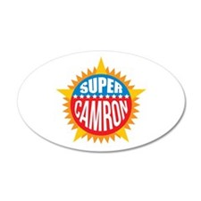 Super Camron Wall Decal