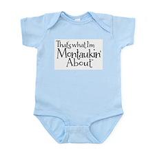 Cute Montauk Infant Bodysuit