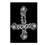 goth-cross-invert-wh_pc.jpg Postcards (Package of