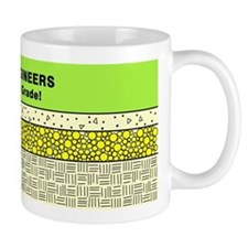 Civil Engineers Make the Grade Mug
