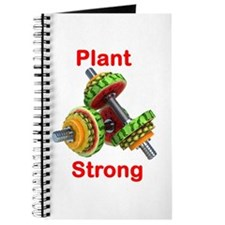 Plant Strong Fruit Dumbbells Journal
