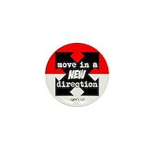 A New Direction Mini Button