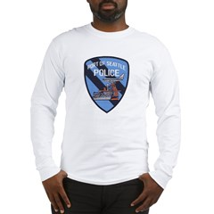 Seattle Port Police Long Sleeve T-Shirt