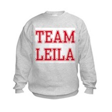 TEAM LEILA  Sweatshirt