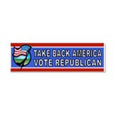 RESCUE AMERICA Car Magnet 10 x 3
