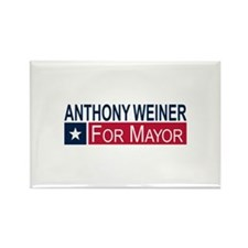 Elect Anthony Weiner Rectangle Magnet (10 pack)