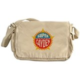 Super Cayden Messenger Bag