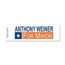 Elect Anthony Weiner OB Car Magnet 10 x 3