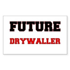 Future Drywaller Decal