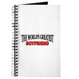 """The World's Greatest Boyfriend"" Journal"