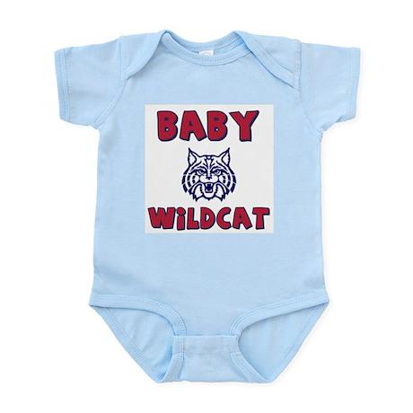 Baby Wildcat infant bodysuit