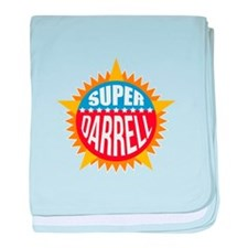 Super Darrell baby blanket