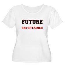 Future Entertainer Plus Size T-Shirt