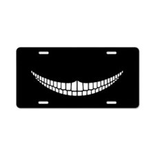 cheshire1-bkT.png Aluminum License Plate
