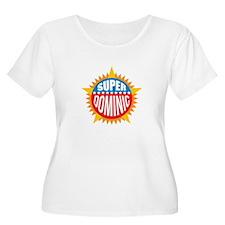 Super Dominic Plus Size T-Shirt