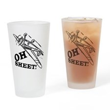 OhSheet Drinking Glass