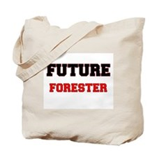 Future Forester Tote Bag
