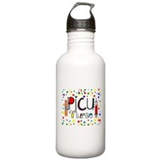 PICU Nurse Pillow Water Bottle