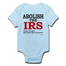 Abolish the IRS (Power corrupts) Body Suit