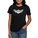 Peace Wing Original Women's Dark T-Shirt