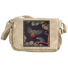 Tropical African Paradise Messenger Bag
