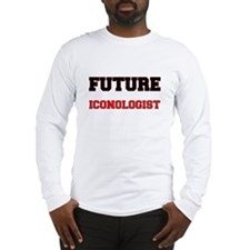 Future Iconologist Long Sleeve T-Shirt