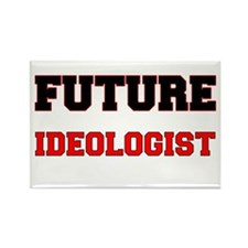Future Ideologist Rectangle Magnet