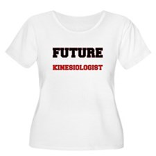 Future Kinesiologist Plus Size T-Shirt