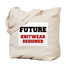 Future Knitwear Designer Tote Bag