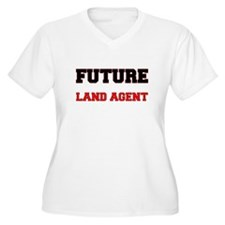 Future Land Agent Plus Size T-Shirt
