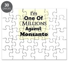 Im One of Millions Against Monsanto Puzzle
