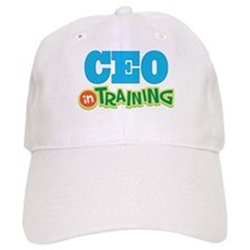 CEO In Training Baseball Cap