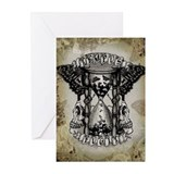 tempus-fugit_nc-big.jpg Greeting Cards (Pk of 20)