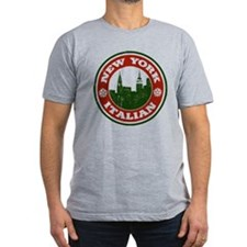 New York Italian American T-Shirt